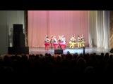 танец: БОЛТУШКИ, ХОХОТУШКИ, СПЛЕТНИЦЫ.